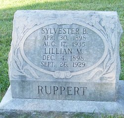 Lillian M <i>Heater</i> Ruppert