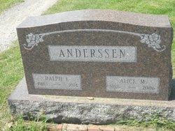 Alice M. Anderssen