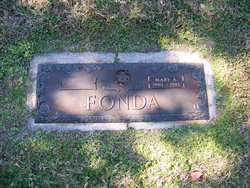 Cornelous Stanford Fonda