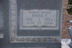 Anna E Burke