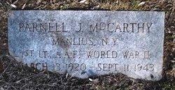 Lieut Parnell J. McCarthy