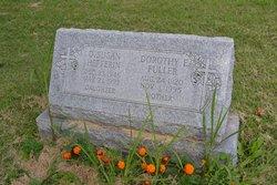 Dorothy E Fuller