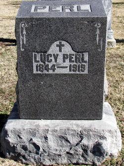Lucy Lucia <i>George</i> Perl