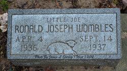 Ronald Joseph Wombles