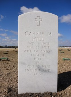 Carrie M Hill