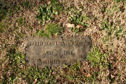 Alfred Scott Anderson, Jr