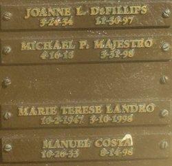 Joanne L DeFillips