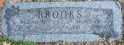 William H Brooks