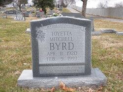 Toyetta Byrd
