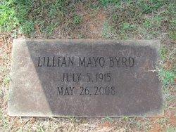 Lillian <i>Mayo</i> Byrd