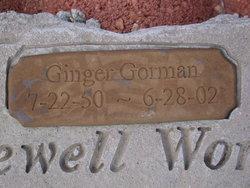 Ginger Gorman