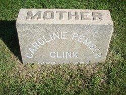 Caroline <i>Pember</i> Clink