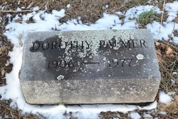 Dorothy W <i>Cooper</i> Palmer