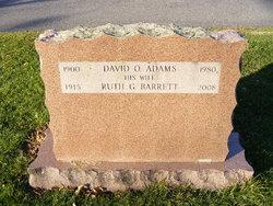Ruth G. <i>Barrett</i> Adams