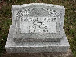 Marigrace <i>Mosier</i> Battin