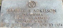 Samuel Anderson Adkisson, Jr