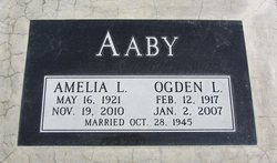 Ogden Lincoln Aaby