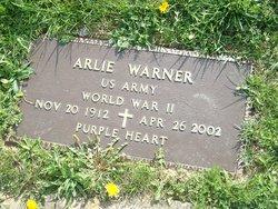 Arlie Warner