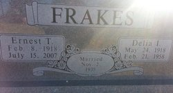 Ernest Theodore Frakes