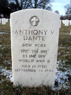 Anthony V Dante