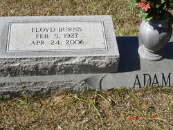 Floyd Burns Adams