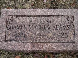 James Mathew Adams