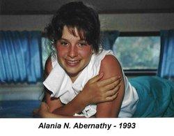 Alaina Nicole Abernathy