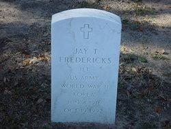 Jay T. Fredericks