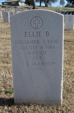 Ellijay Elizabeth Ellie <i>Brockman</i> Brannon