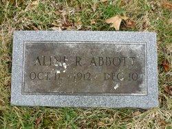 Aline R Abbott