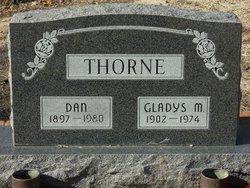 Gladys Marie <i>Walker</i> Thorne