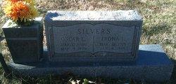 Frona Irene <i>Hutchins</i> Silvers