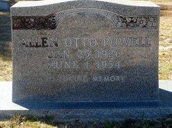 Allen Otto Powell