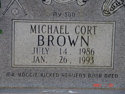 Michael Cort Brown