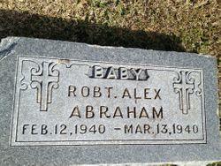 Robert Alexander Abraham