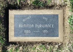 Arminda Myrtle <i>Gates</i> Purviance