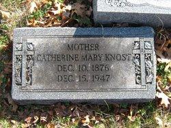 Catherine Mary <i>Roseman</i> Knost
