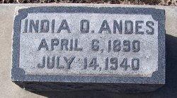 India Orval <i>Cripe</i> Andes