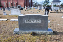 Virginia <i>Wellons</i> Knowles