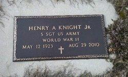 Henry Albert Knight