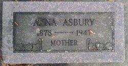 Anna Gale <i>Bonney</i> Asbury