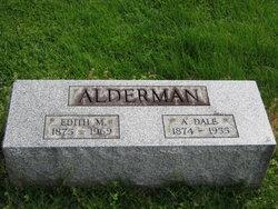 Arza Dale Alderman