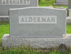 Captola <i>McKeown</i> Alderman