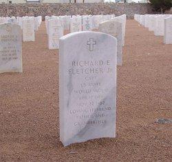 Richard E Fletcher, Jr