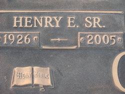 Henry Edgar Cone, Sr