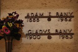Gladys <i>Baty</i> Bany