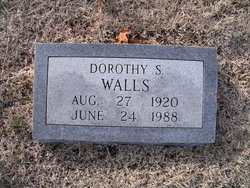 Dorothy Jean <i>Schroeder</i> Boone/Walls