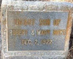 Infant Son Hoyt