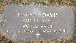 Clyde E. Davis