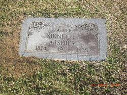 Sidney Lafayette Abshier